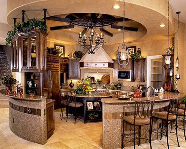 10 Unique Kitchen Cabinets - Make Simple Design