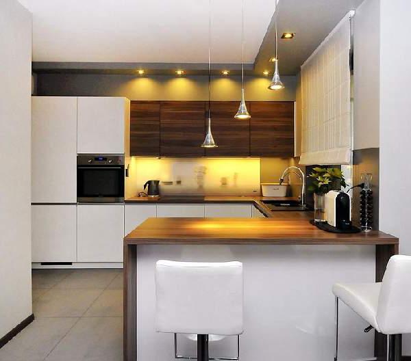 G Shaped Kitchen Set Make Simple Design
