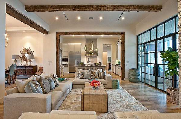 In This Article, We Will Look At Various Ways To Approach The Drafting Of A  Private Home, To Which Fashion Trends In Modern Interior Design And  Features Of ...