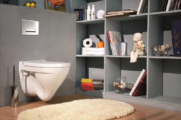 Suspended Toilet Selection Criteria And Varieties Of 30