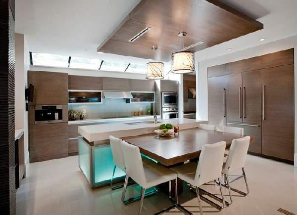 Kitchen Design 2018 With 40 Interior Design Photos Make Simple Design