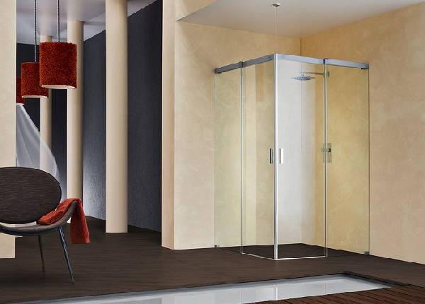 Sliding Glass Shower Doors 35 Photos In The Bathroom Interior