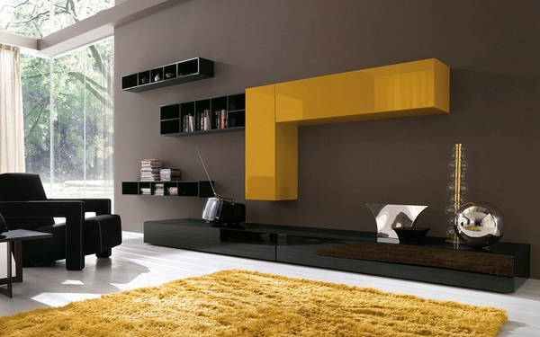 Modular furniture for the living room trends in design for 32