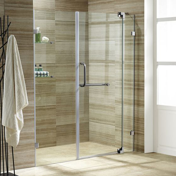 Charmant Sliding Glass Shower Doors 35 Photos In The Bathroom Interior