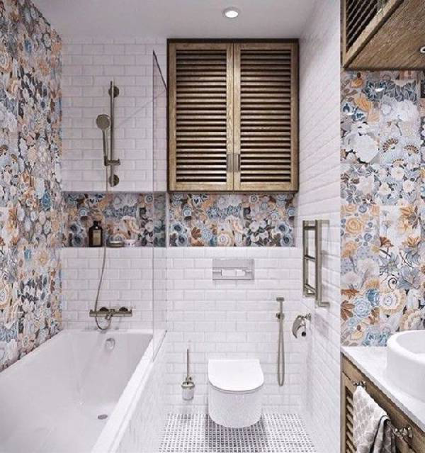 Bathroom Design Combined With A Toilet 30 Photo Design Space Make Simple Design