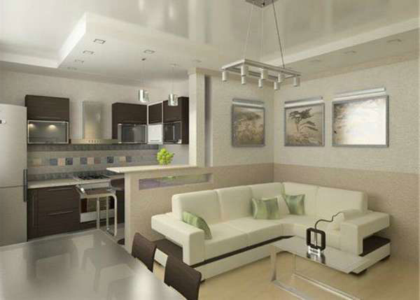 Living Room Kitchen Design Ideas Layout Options And Trends 2020 Make Simple Design