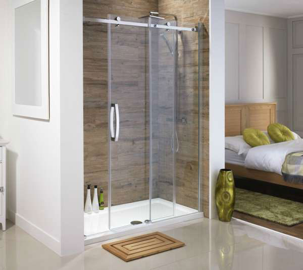 How to choose a shower door types, functions, ideas and ...